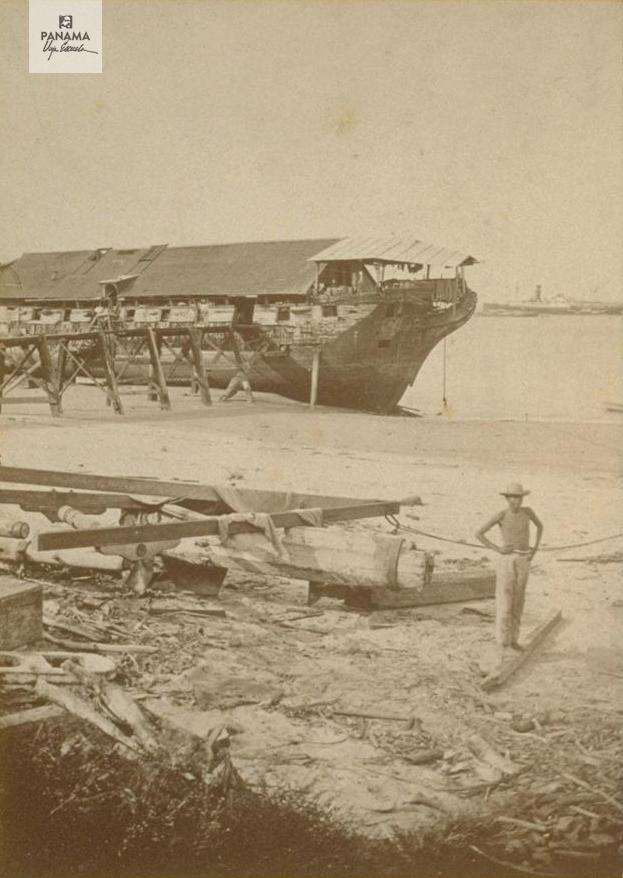 muybridge panama 1875 (61)