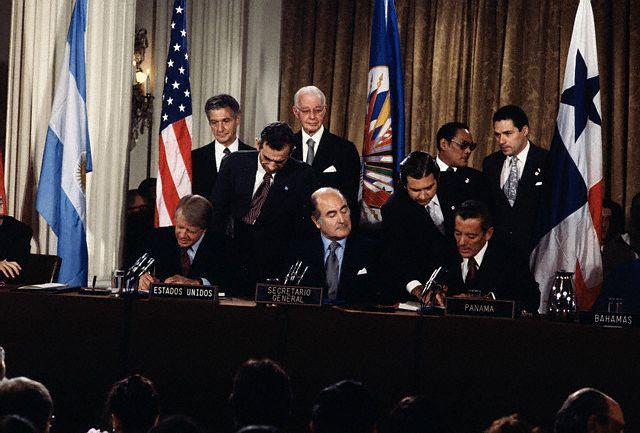 Los Tratados Torrijos-Carter