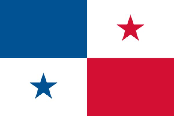 bandera original panama