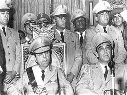 Resultado de imagen para golpe de estado de 1968