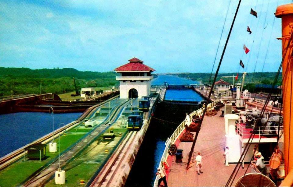 postales panameñas años 50 (1)