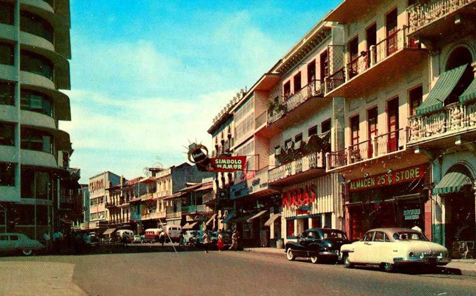 postales panameñas años 50 (3)