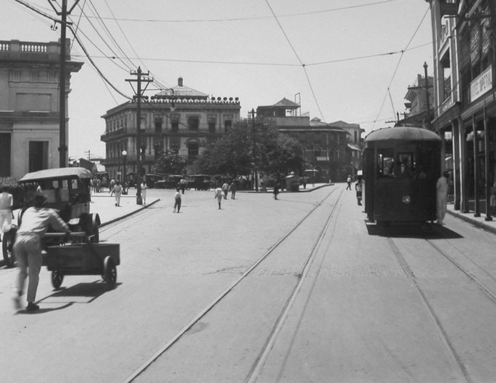 avenida central 1924
