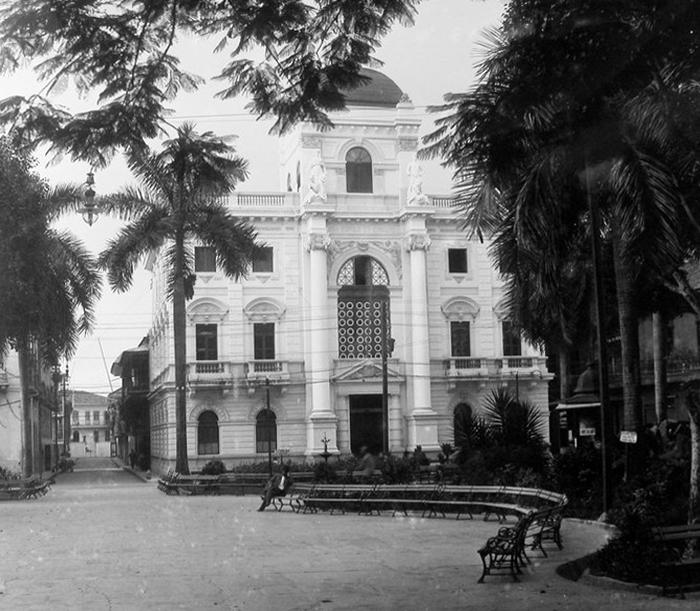 casco viejo 1924