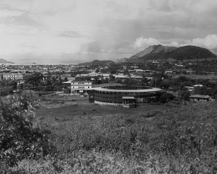 cerro ancon 1922