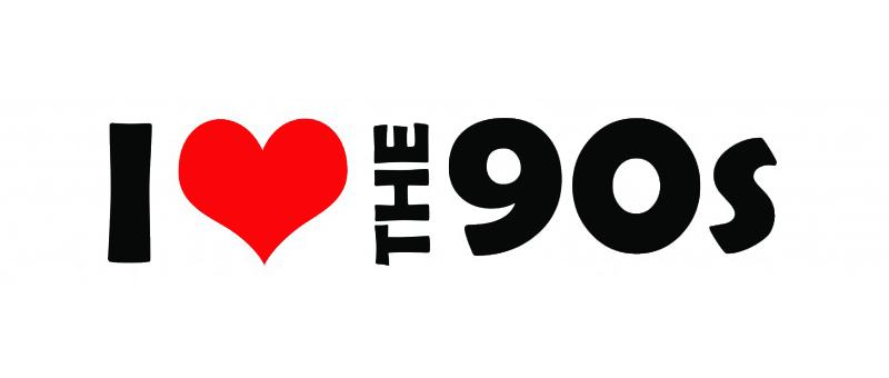 30 albumés que de seguro escuchaste en los años 90