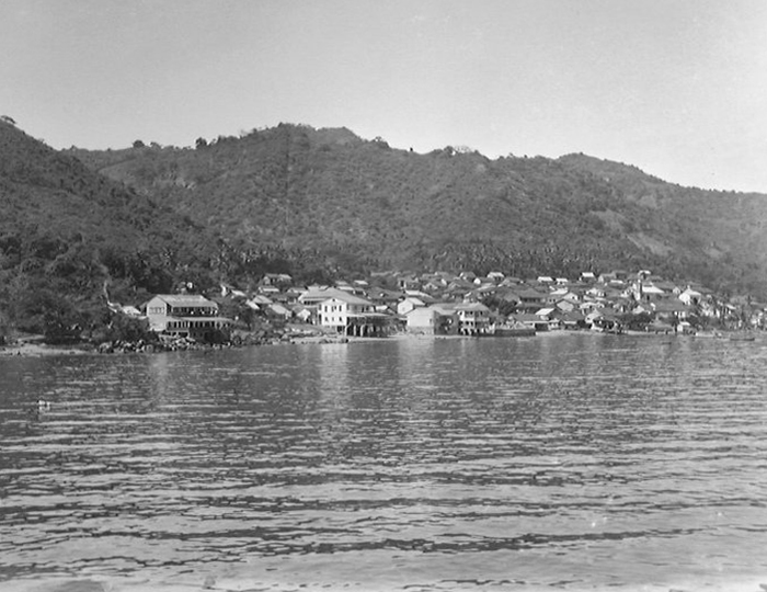 isla taboga enero 1921