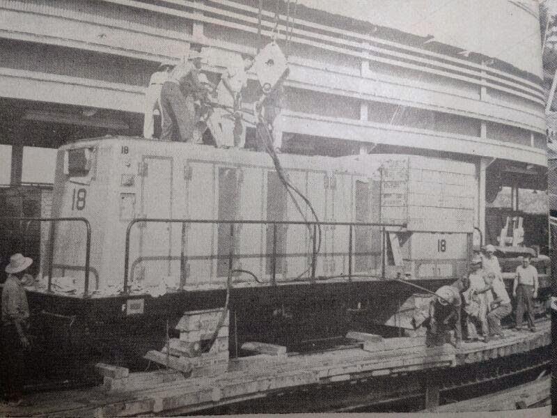 locomotora chiriqui land company