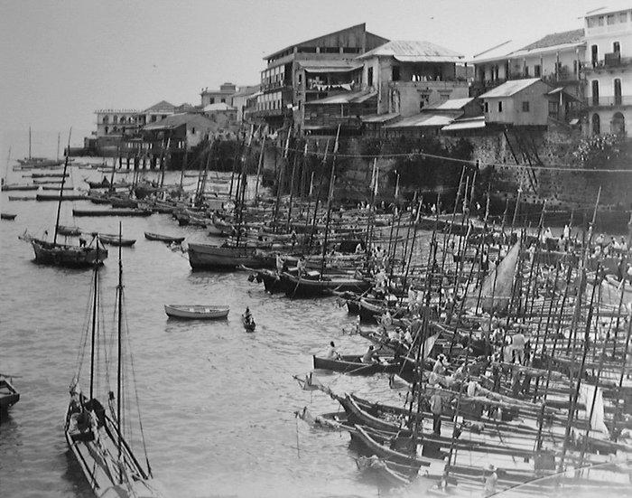 mercado botes casco viejo mayo 1922