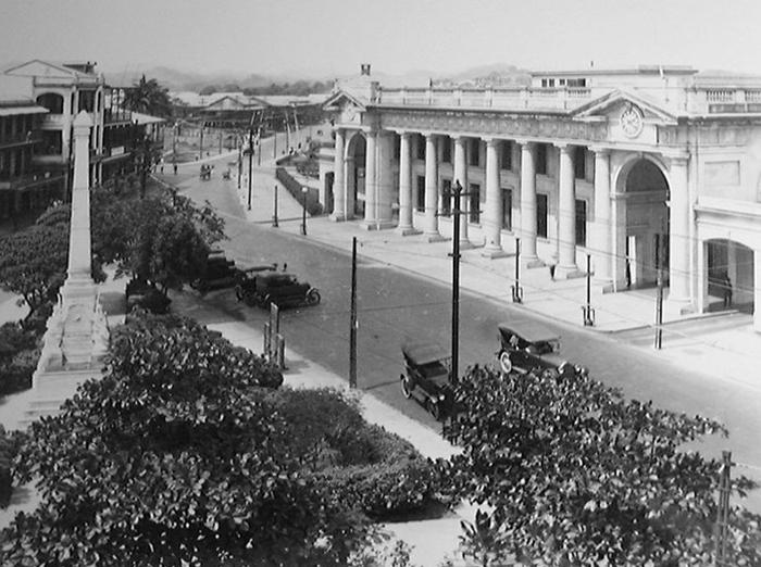 plaza 5 mayo 1922