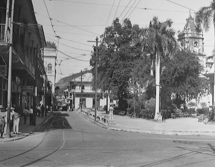 plaza santa ana 1924