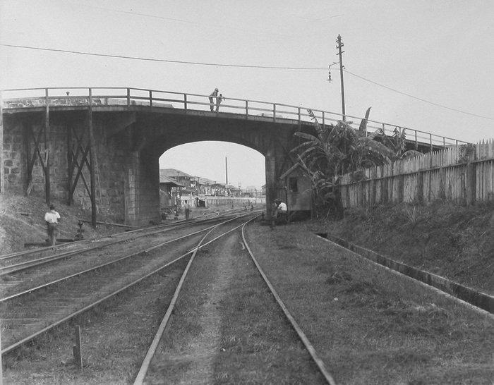 puente calidonia enero 1920
