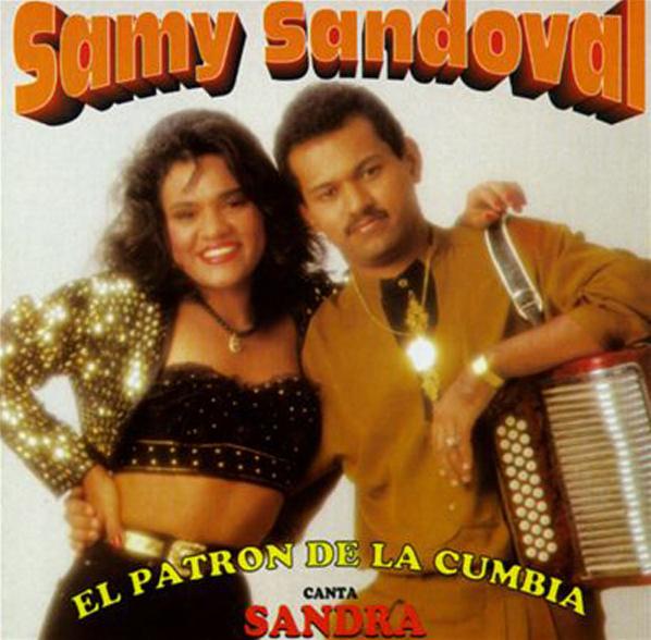 samy sandra sandoval El Patrón de la Cumbia