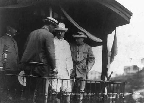 theodore roosevelt visita panama 1906 (2)