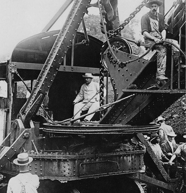 La visita de Theodore Roosevelt a Panamá