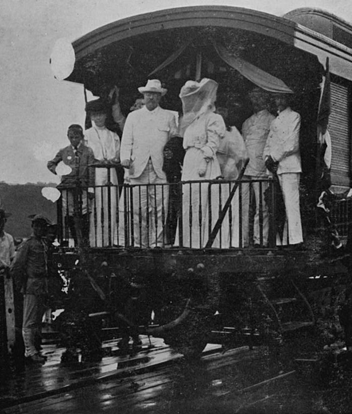theodore roosevelt visita panama 1906 (8)