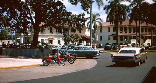 Fotos de la Zona del Canal de Panamá (año 1964)
