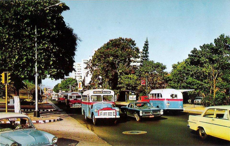 ciudad panama decada 60