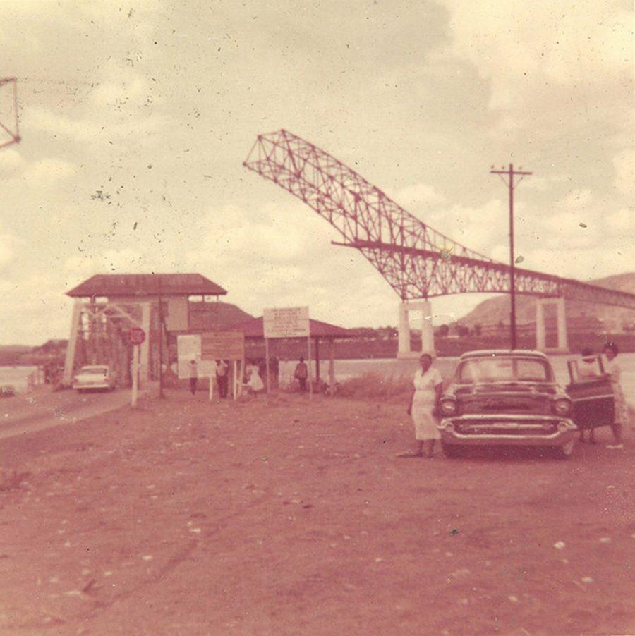 puente americas en construccion
