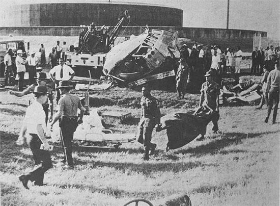 El peor accidente de tránsito de toda la historia de Panamá