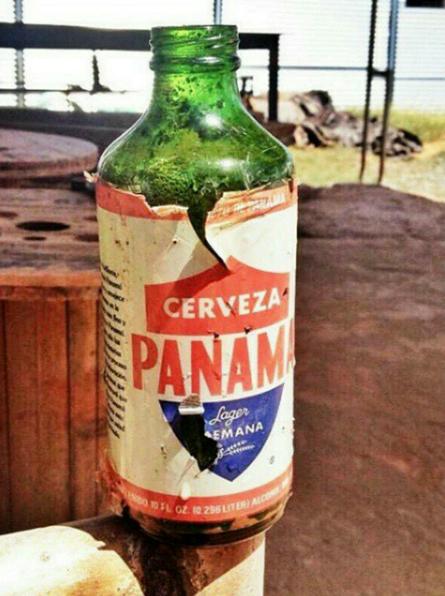 cerveza panama one way