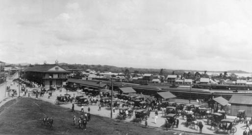La evolución del tráfico en la Ciudad de Panamá