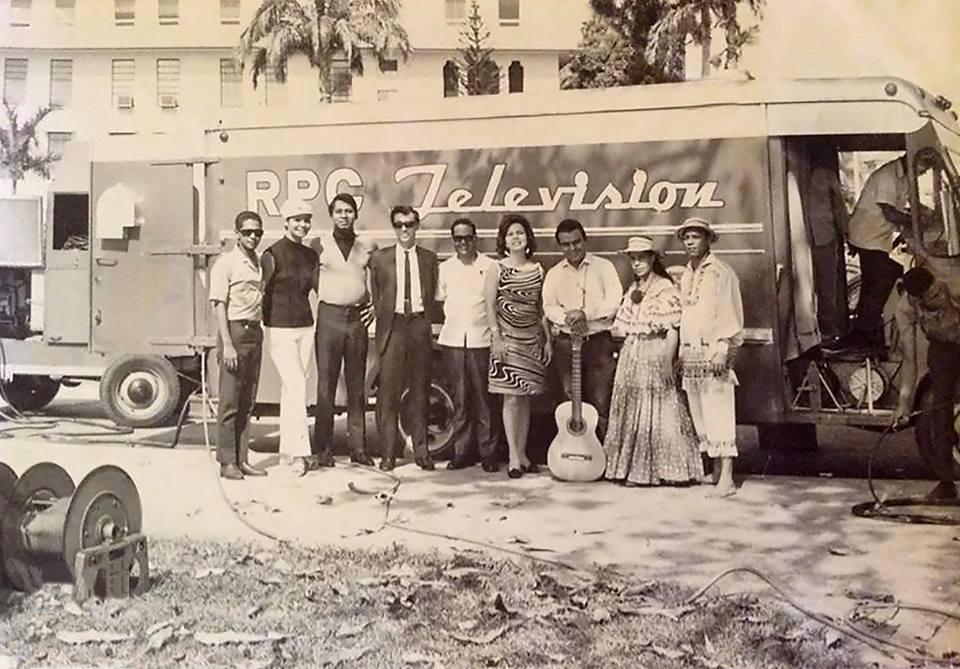 unidad movil rpc años 60