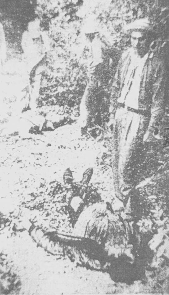 muerte estudiantes Cerro Tute 6 abril 1959