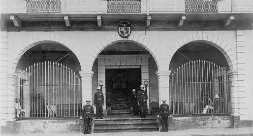 La historia del Palacio de las Garzas