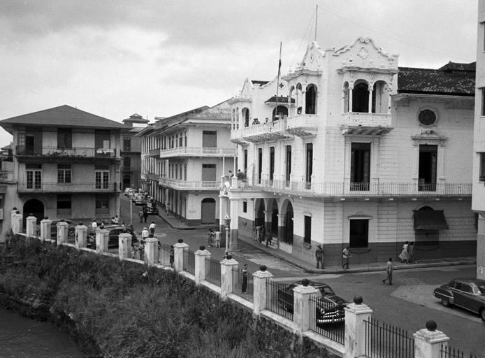 palacio garzas años 50