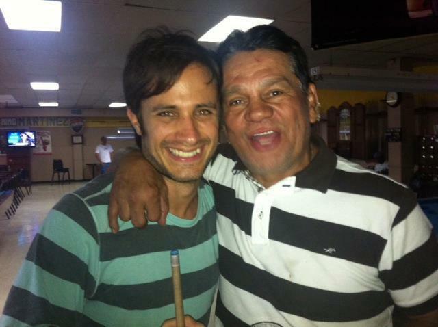 Roberto Duran Gael Garcia Bernal