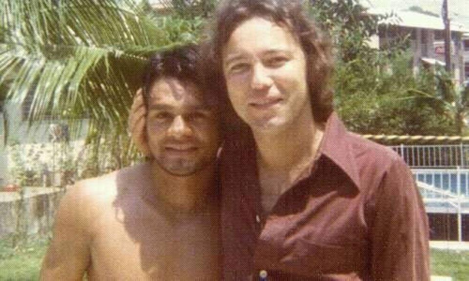 Rubén Blades y Roberto Durán