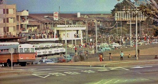 La Ciudad de Panamá en la década de 1970