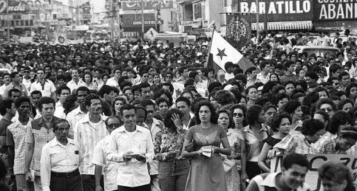La gran marcha de los educadores de 1979