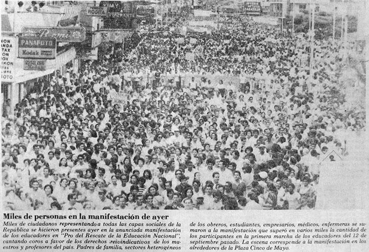 marcha educadores protesta (2)