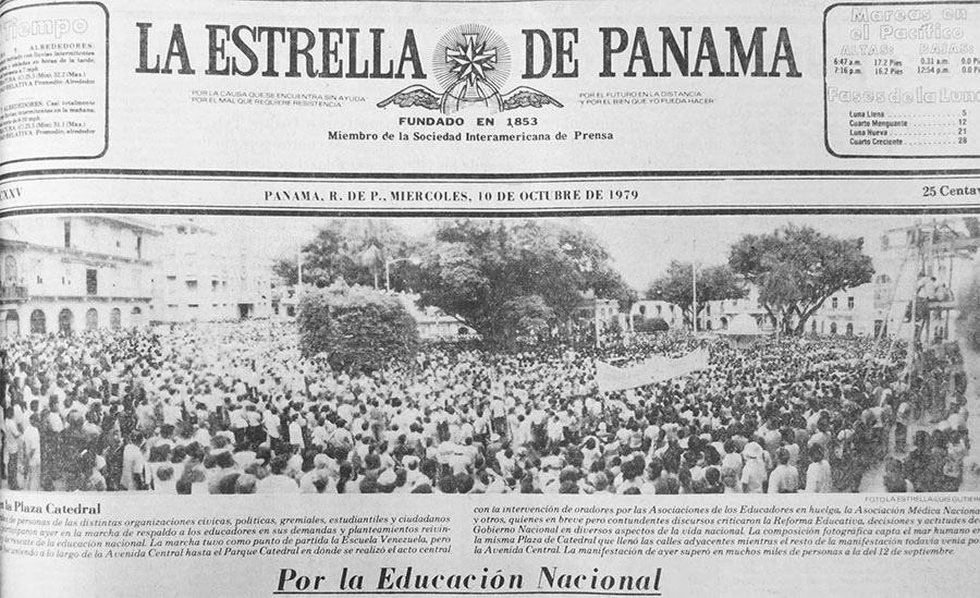 marcha educadores protesta (3)