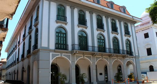 El antiguo Grand Hotel de Casco Viejo