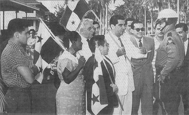 La Operación Siembra de Banderas