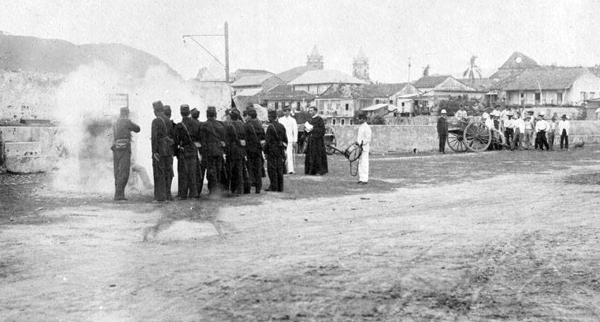 fusilamiento victoriano lorenzo 15 mayo 1903