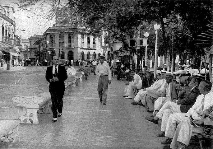 plaza de santa ana 1941