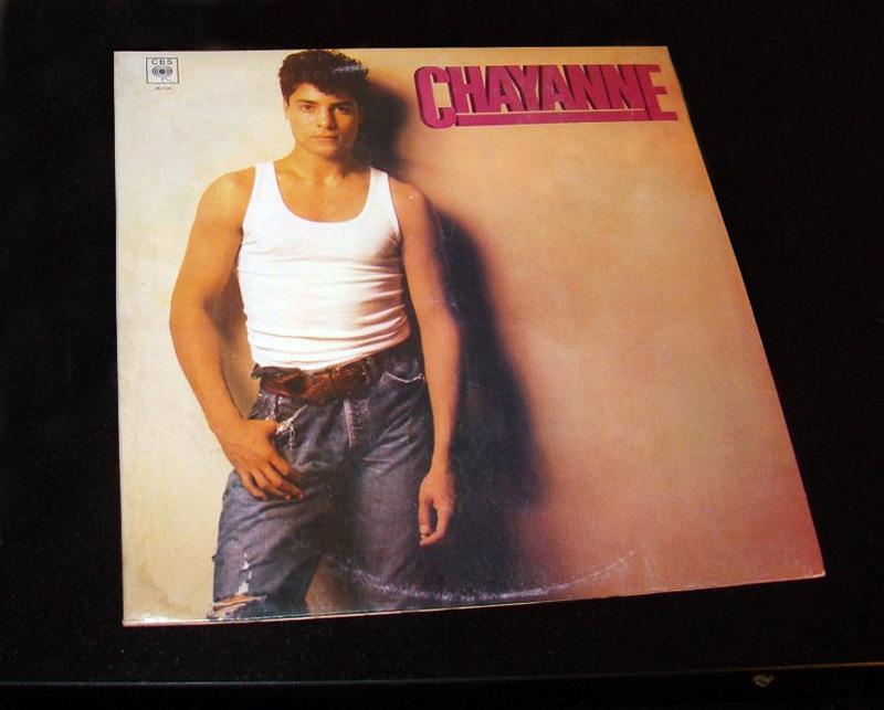 chayanne 1988