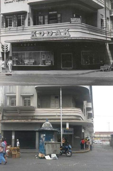 edificio kodak avenida central