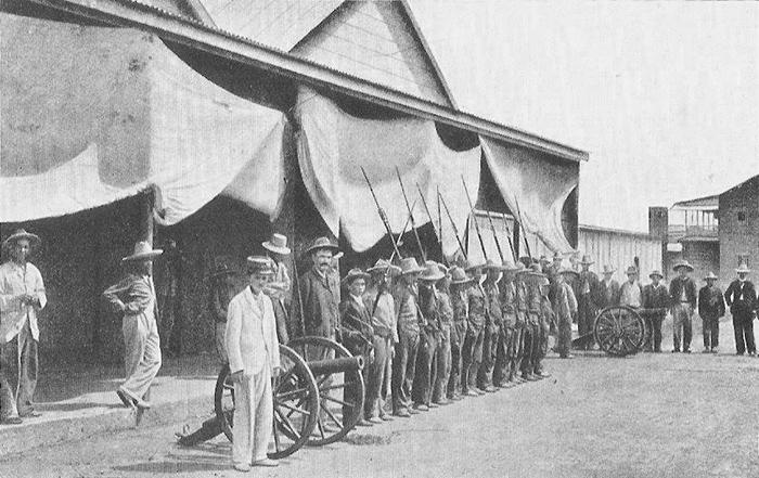 La separación de Panamá de Colombia concluyó en Colón