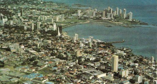La Ciudad de Panamá en la década de 1980