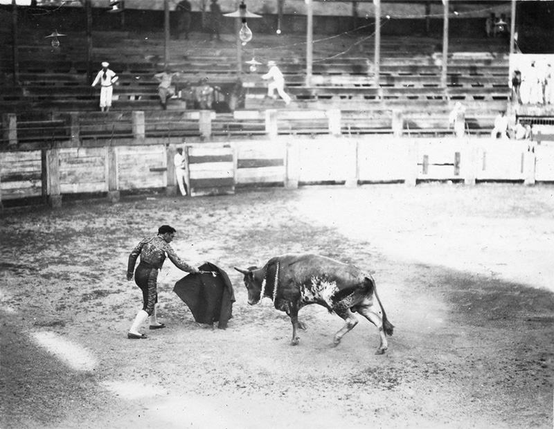 Las corridas de toros en Panamá