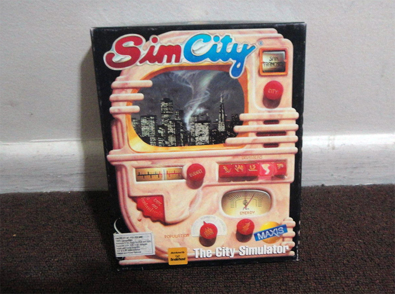 sim city pc