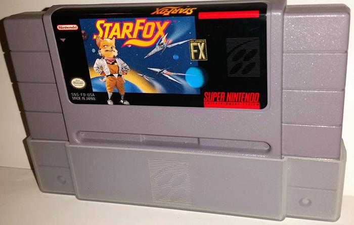 starfox snes