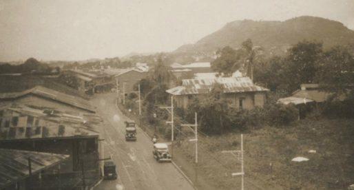 La Ciudad de Panamá en la década de 1930