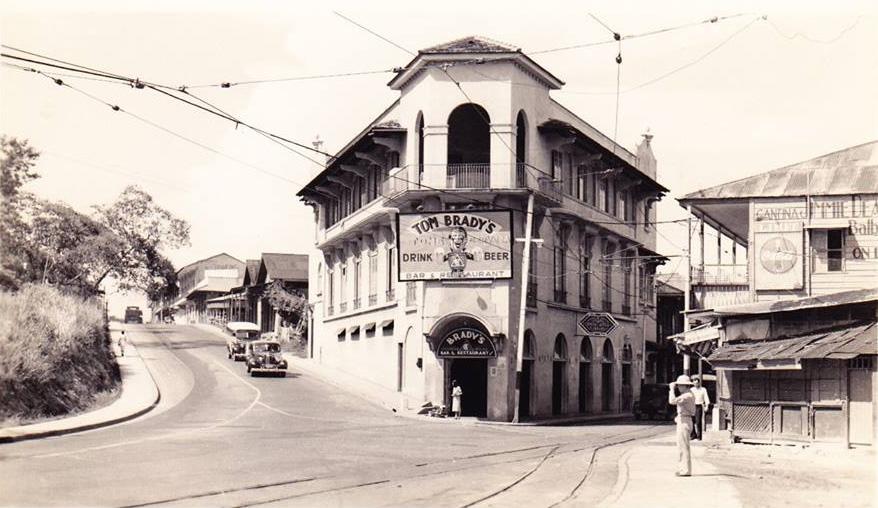 avenida 4 julio martires decada 1930