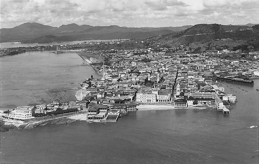 casco viejo decada 1930